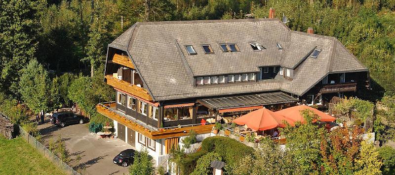 Weinhotel Pfeffer & Salz Gebäude