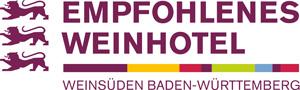 Empfohlenes Weinhotel Weinsüden Baden-Württemberg